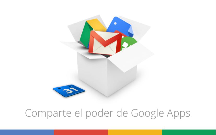Presentamos el Programa de Recomendación de Google Apps: comparte una forma mejor de trabajar con clientes, amigos y tus redes