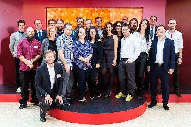 Detrás de escena con los creadores digitales europeos