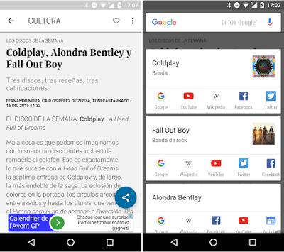 Now con un Toque disponible ahora en Español