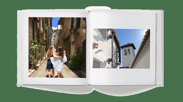 Crea en minutos un álbum físico de fotos con Google Fotos