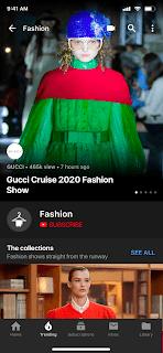 Bienvenido a YouTube.com/Fashion